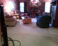 Before & After Carpet Cleaning St. Louis, MO
